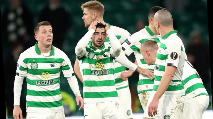 Celtic 1 Copenhagen 3: Hoops OUT of Europa League after night to forget at Parkhead – The Sun