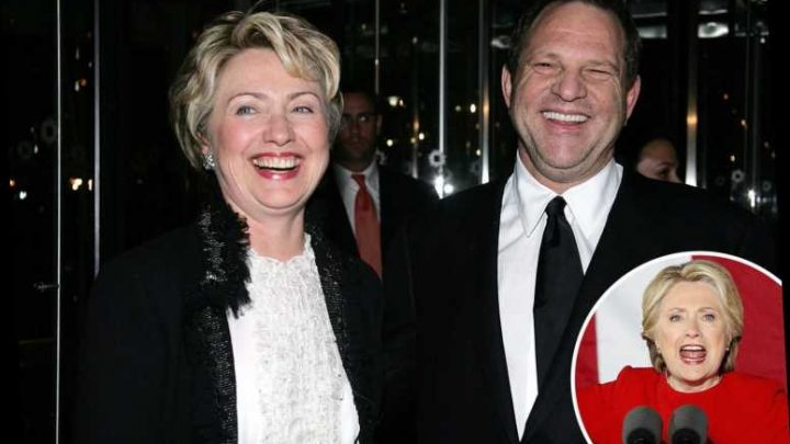 Hillary Clinton 'took more cash from disgraced Harvey Weinstein' than any other Democrat during political career – The Sun