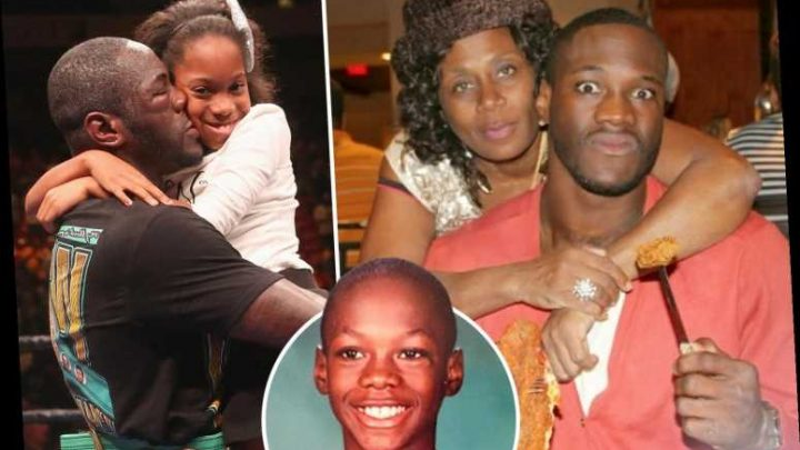 How Wilder went from son of a preacher to heavyweight champ who fights for daughter with life-threatening spina bifida – The Sun