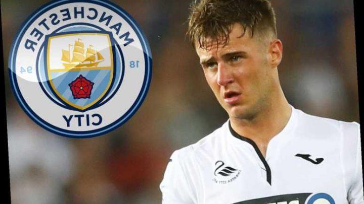 Man City track Swansea defender Joe Rodon, 22, as Pep Guardiola steps up transfer hunt for Fernandinho replacement – The Sun
