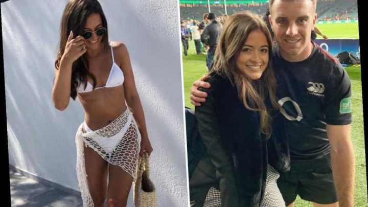 England rugby star George Ford splits with stunning business guru Wag… just seven months after getting engaged – The Sun