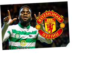 Man Utd weigh up transfer swoop for Celtic goal machine Odsonne Edouard who's scored 24 times this season – The Sun