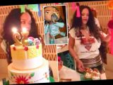 Inside Rihanna's 32nd birthday party in Mexico filled with tequila, twerking and a pinata of her face