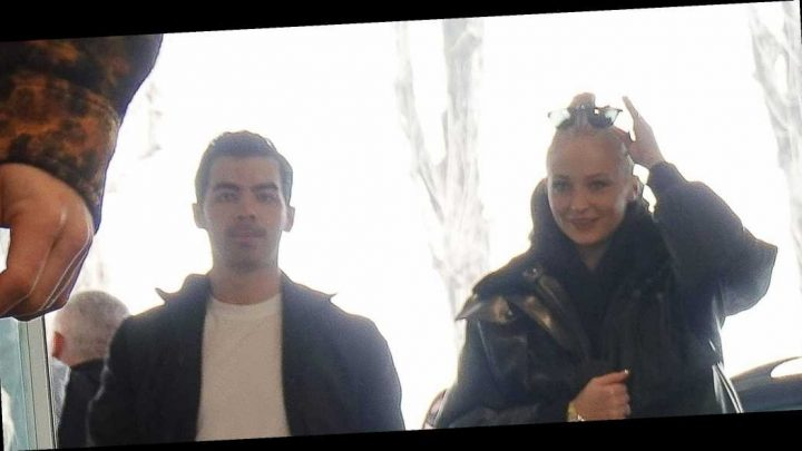 Sophie Turner and Joe Jonas Step Out in Milan Following Pregnancy Reports