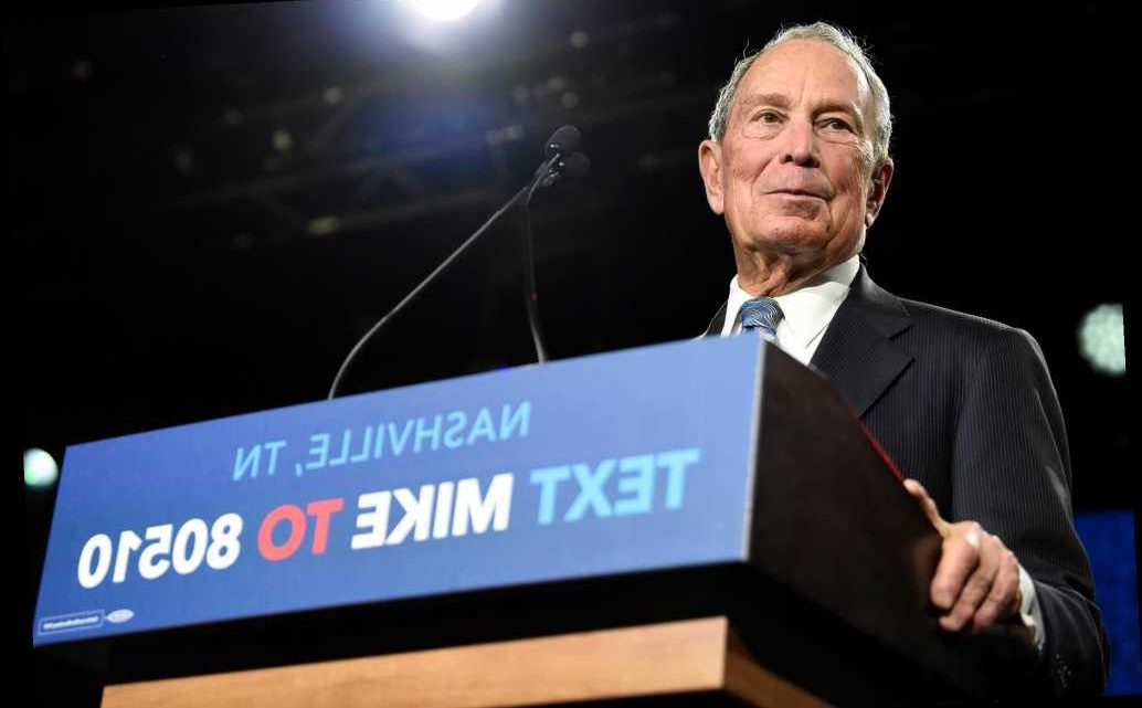 With poll numbers rising, Bloomberg's blunders are back in the spotlight
