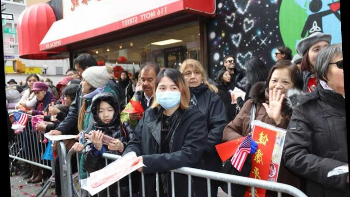 NYC Chinese New Year parade offers words of support to coronavirus-ravaged Wuhan