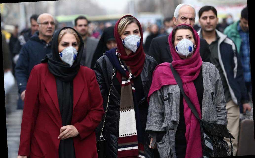 Fears of global coronavirus pandemic increase as 2 more die in Iran