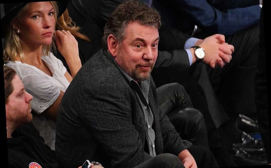 James Dolan makeover won't end this Knicks madness