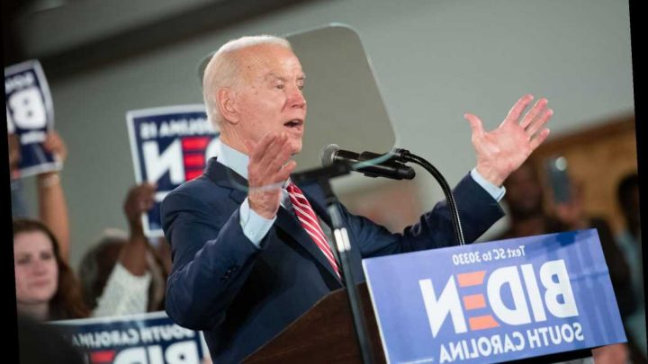 Joe Biden says he's 'only getting started' despite Iowa, New Hampshire primary losses