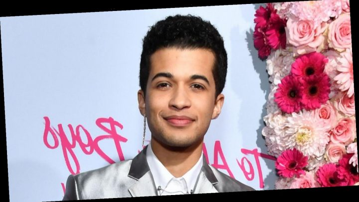 Jordan Fisher Needs a Shower After Reading Thirst Tweets