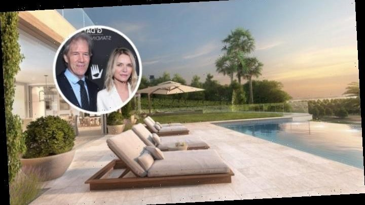 Michelle Pfeiffer, David E. Kelley Buy $22 Million Westside L.A. Estate