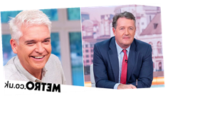 Piers Morgan shares message sent to Phillip Schofield after he came out