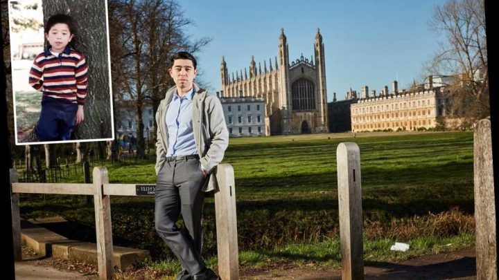 How I went from troubled foster kid to scholar at Yale and Cambridge