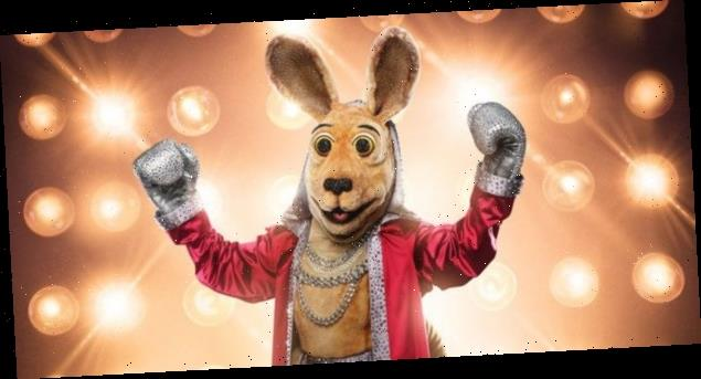 We Need to Discuss the Kangaroo on 'The Masked Singer' ASAP