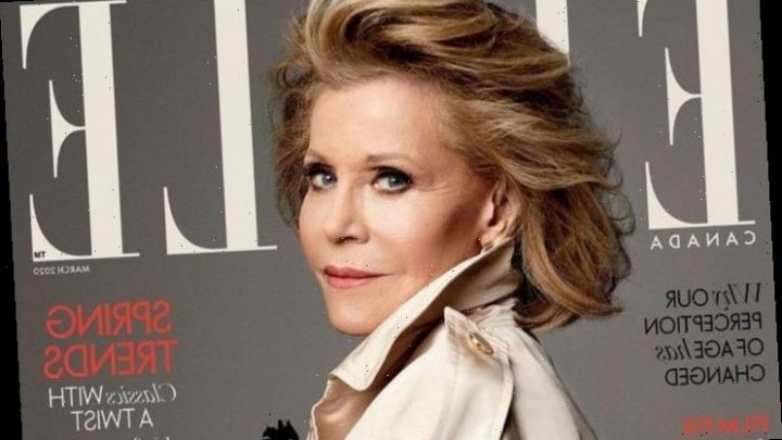 Jane Fonda Is Done With Plastic Surgery