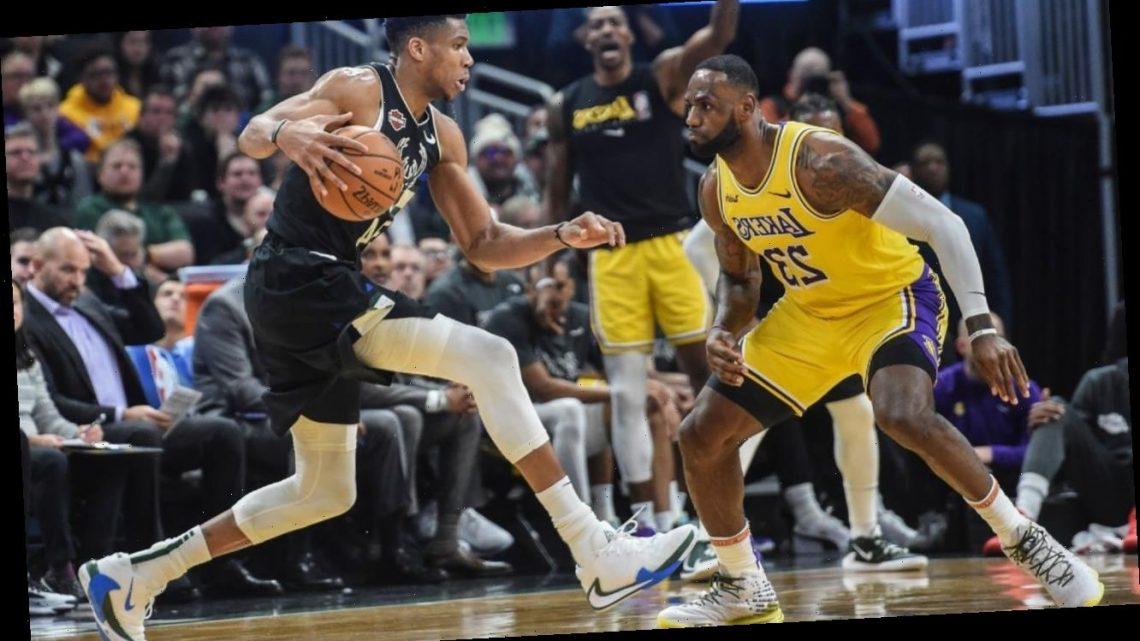 Lakers, Bucks title favorites entering All-Star break