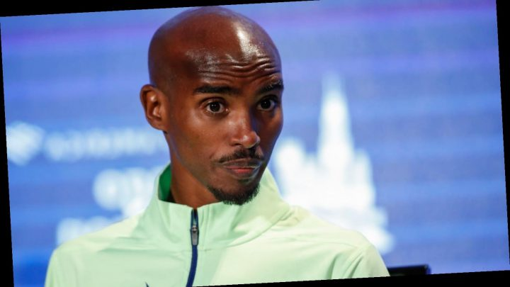 Mo Farah says he has suffered from his links to Alberto Salazar