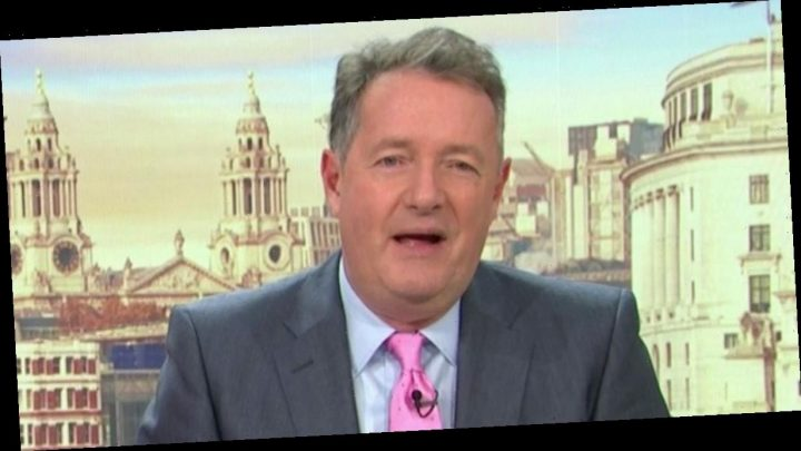 Piers Morgan fuming as he gets 'fat shamed' by Good Morning Britain doctor