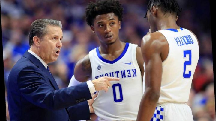 Kentucky's odd resume making it overlooked Four Four threat