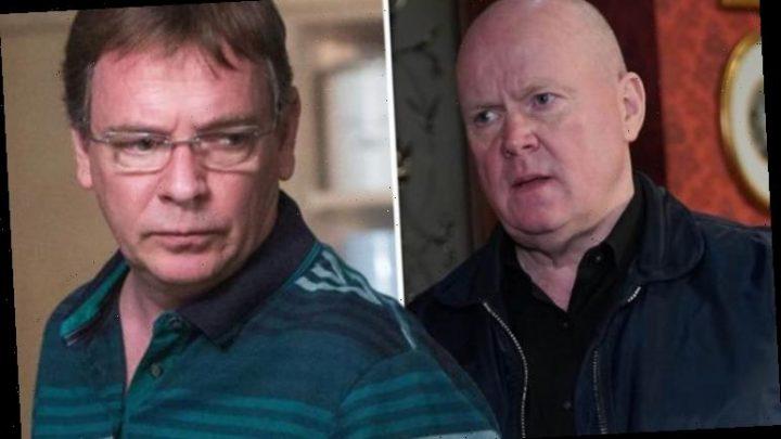 EastEnders spoilers: Phil Mitchell arrested as Ian Beale keeps deadly secret hidden