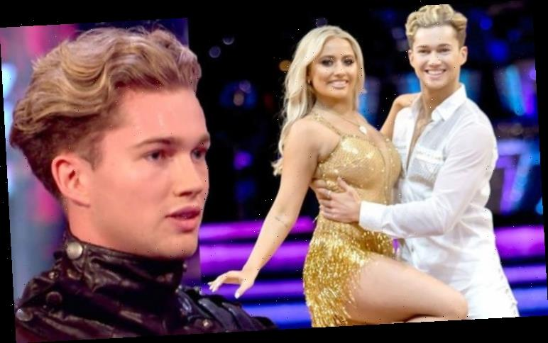 AJ Pritchard reveals he is quitting Strictly to 'follow his dreams' of a presenting career