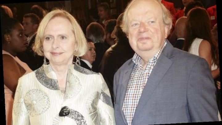 John Sergeant: 'It's my wife on the front line now… as a Samaritan'
