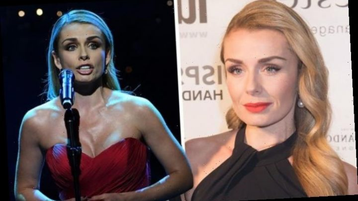 Katherine Jenkins breaks silence on saving elderly lady during mugging:  'I'd do it again'
