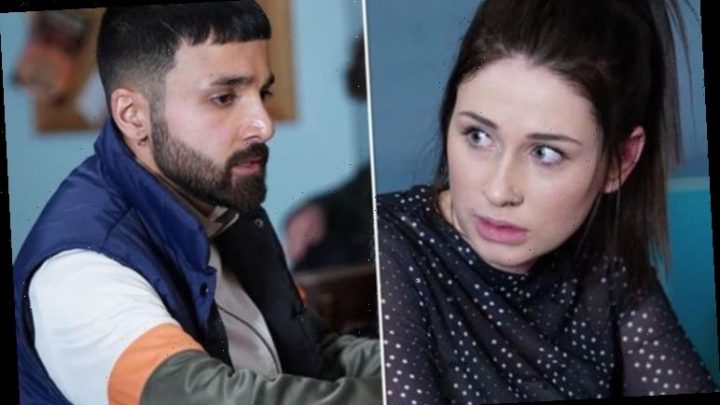 EastEnders spoilers: Dotty Cotton and Vinny Panesar to 'plot' Ian Beale takedown