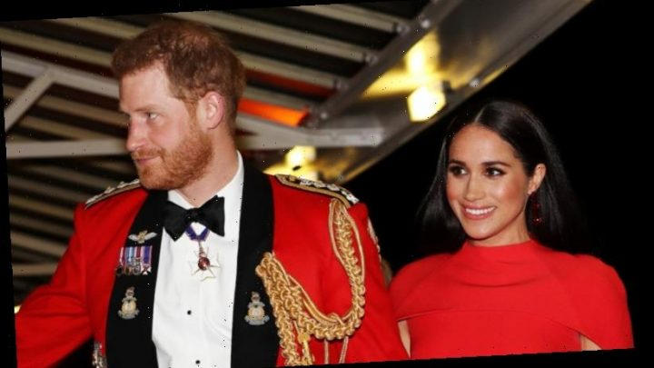 Harry and Meghan bid their royal farewell with one final appearance