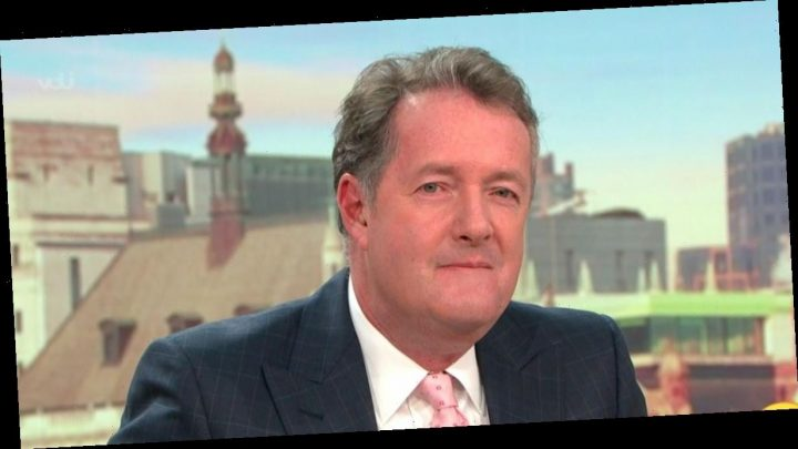 Piers Morgan threatens 'to fire' Andi Peters as GMB turns frosty