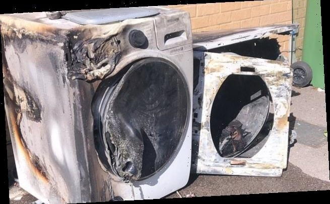 Whirlpool could face criminal prosecution over washing machine fires