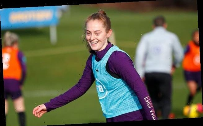 England star Keira Walsh says criticism ruined her first World Cup