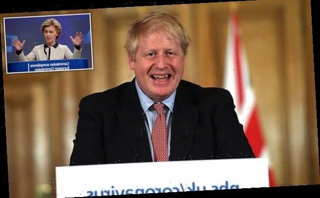 Downing Street insists coronavirus will not derail Brexit trade talks
