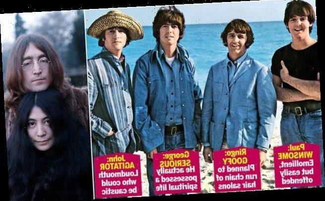 CRAIG BROWN's fresh take on the Beatles
