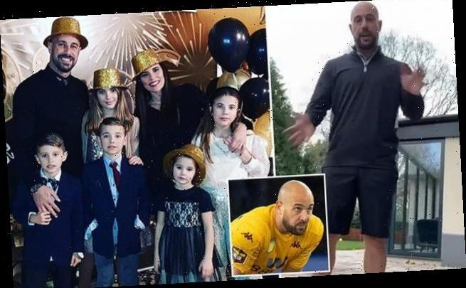 Reina was in 'endless minutes of fear' after contracting coronavirus