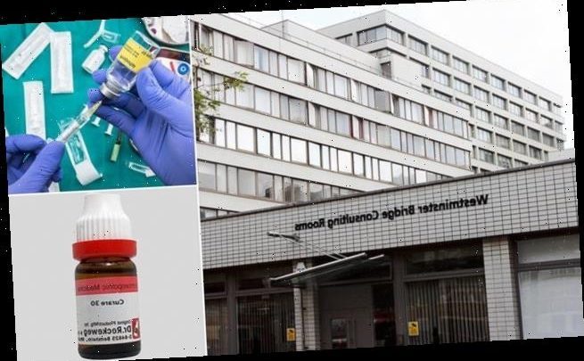 London NHS hospital is 'about to run out of essential drugs in days'