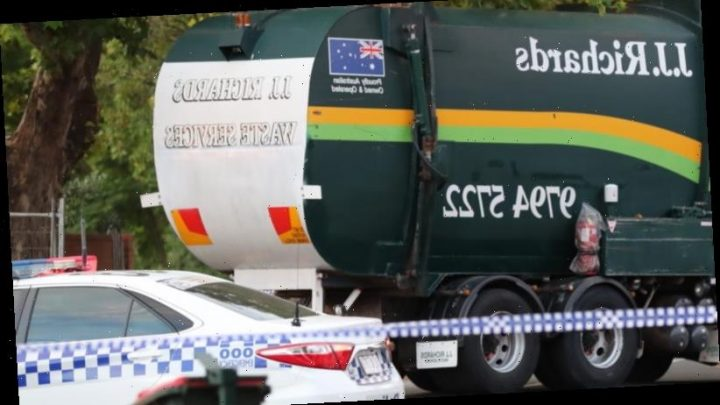 Cyclist killed by truck in Melbourne's north-west