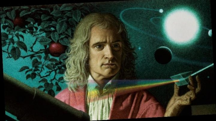 During a pandemic, Isaac Newton had to work from home, too. It was time well spent