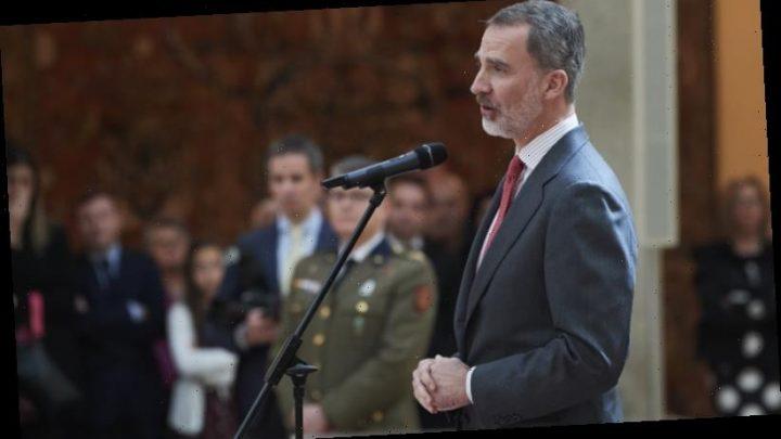 Spanish King Felipe VI renounces inheritance of father amid scandal