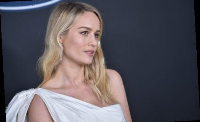 'Captain Marvel' Star Brie Larson Turns to an 'Incredible Army of Brilliant Women' for Support