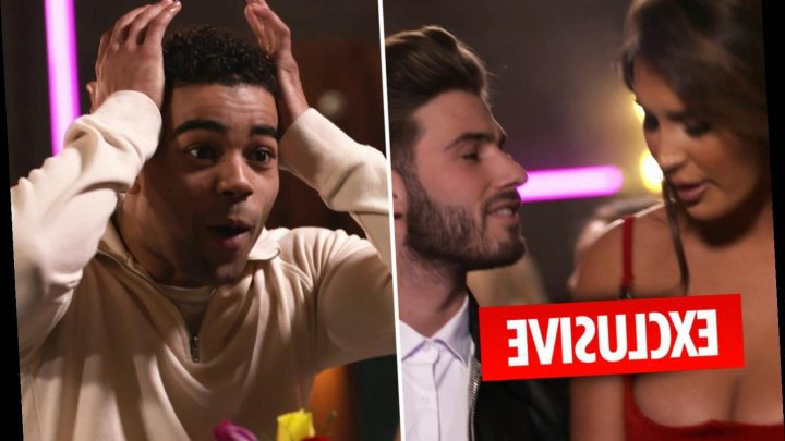 Celebs Go Dating's most awkward episode yet as Josh is forced to prove how tall he is and Malique mocks date as 'crazy' – The Sun