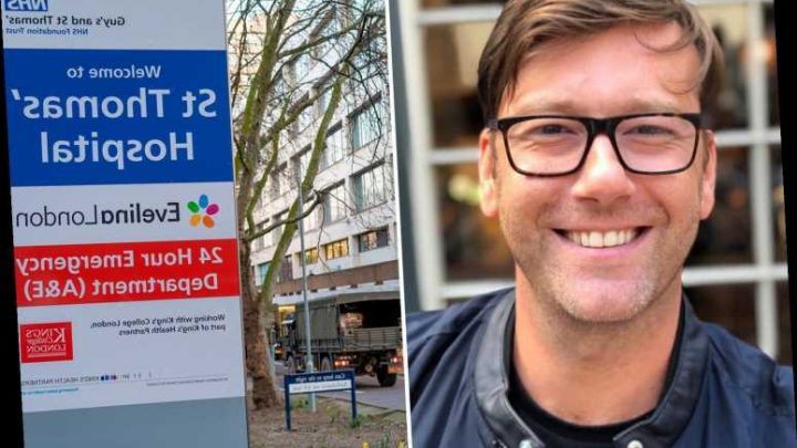 Healthy tech boss, 40, saw two coronavirus patients die in front of him as he fought deadly bug in hospital – The Sun