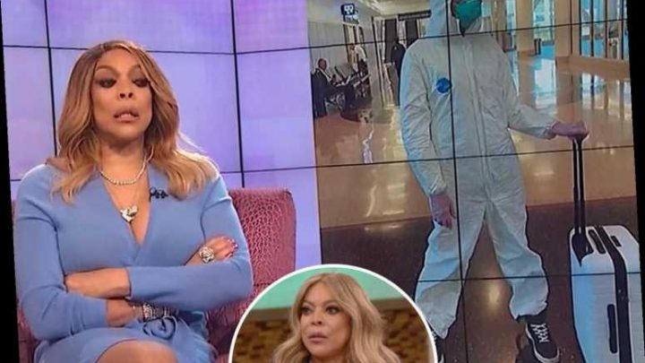 Wendy Williams 'willing to risk it' and 'ready to go back to work' amid coronavirus pandemic – The Sun