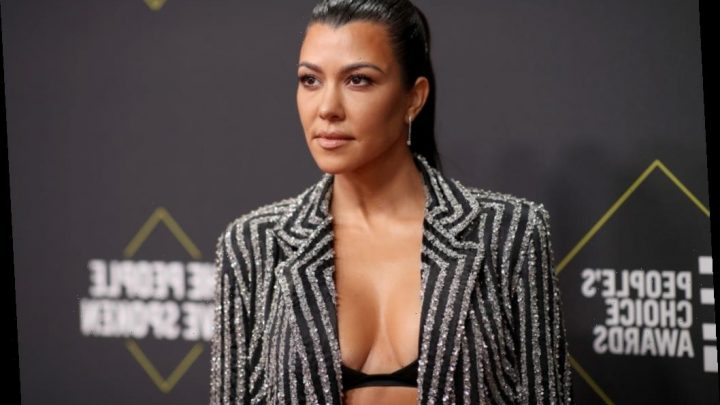 Kourtney Kardashian Shares Why Keeping Her Relationships Private Is So Important Now