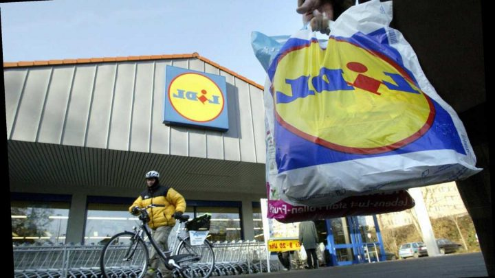 Lidl donates thousands of fresh fruit and veg bags to NHS staff while at work – The Sun