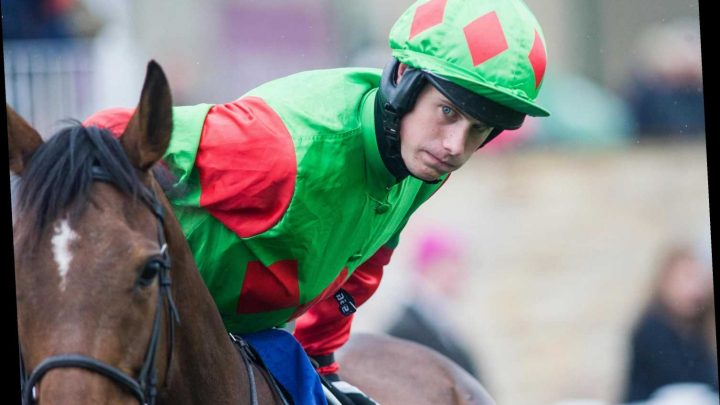 Conditional jockey Thomas Willmott to fall back on family funeral business while racing lockdown continues