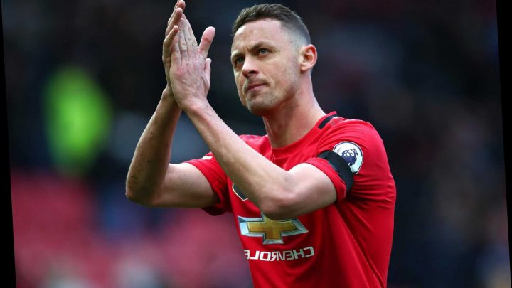 Nemanja Matic rewarded for return to form with new two-year Man United contract despite looking set for transfer exit – The Sun