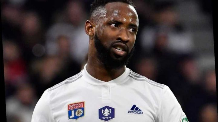 Chelsea to 'prioritise' deal for Moussa Dembele when transfer window opens and will fight Man Utd for Lyon striker – The Sun
