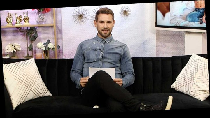 Oh, My! Nick Viall Dishes on His Shirtless Photos in 'I Can Explain'