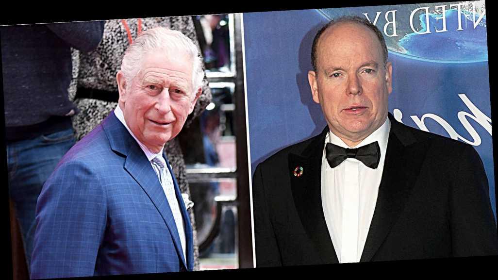 Prince Albert Denies 'Contaminating' Prince Charles With Coronavirus